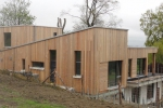 Western Red Cedar Cladding Weatherboard 2