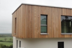 Western Red Cedar Cladding Weatherboard 3