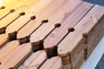 Thermowood® Dagger Boards