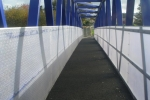VulcaLucent™ bridge balustrade