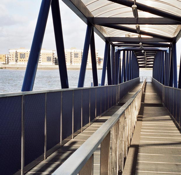 VulcaTuf® bridge balustrade