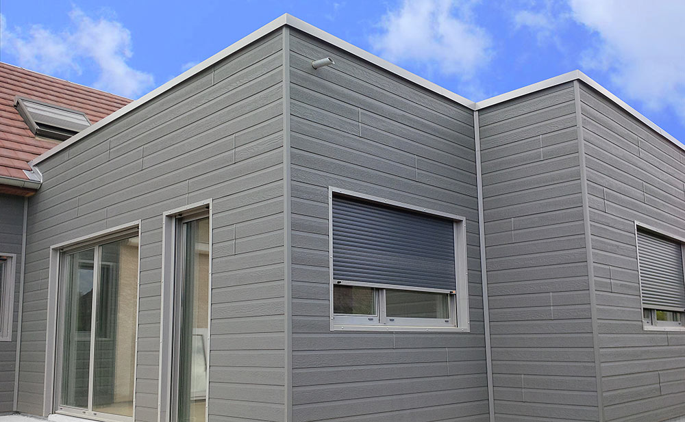 Naturetech Weatherboard Cladding