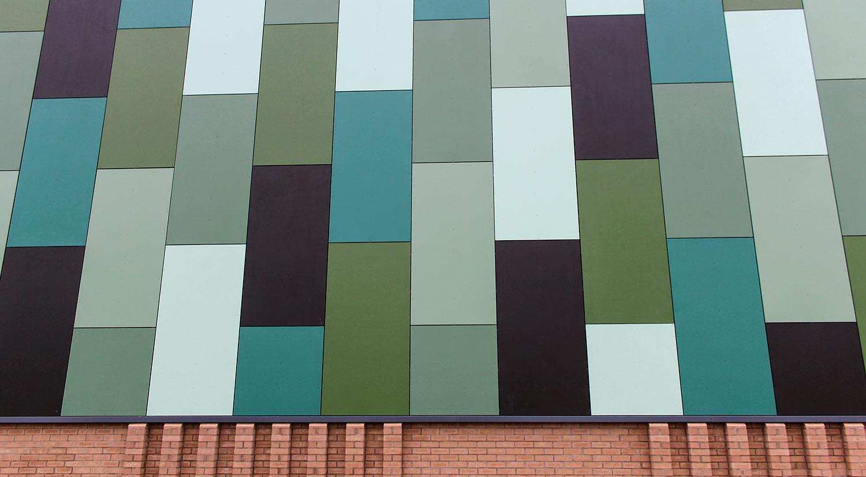 VulcaTuf Rainscreen Cladding Panels