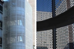 Perforated Cladding Panels