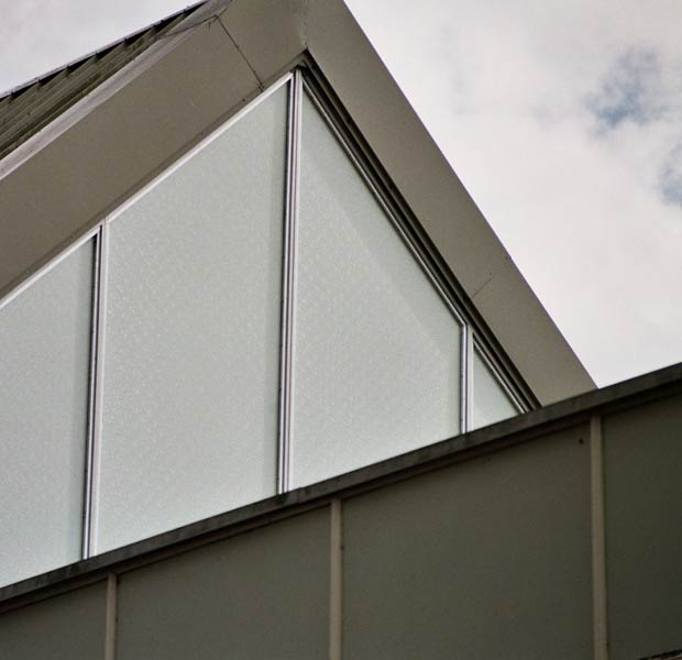 VulcaThermic® glazed with external beading
