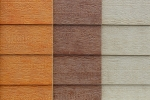 Rangewood® Diamond Kote - 'Bright Cedar', 'Dark Chestnut' & 'Weathered Larch'
