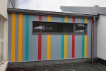 VulcaLap® tongue and groove low maintenance aluminium weatherboard cladding