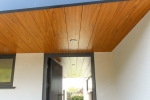 VulcaLap® T&G150 - Chestnut, Installed by S2 Construction