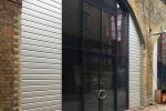 VulcaLap® anodised aluminium weatherboard cladding