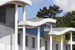 VulcaLap® weatherboard - Brumby Engineering College