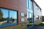 WeatherTone® Shiplap - Bright Cedar,engineered timber cladding weatherboard