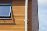 WeatherTone® Shiplap - Bright Cedar