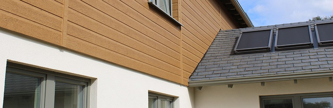 WeatherTone Engineered timber weatherboard system