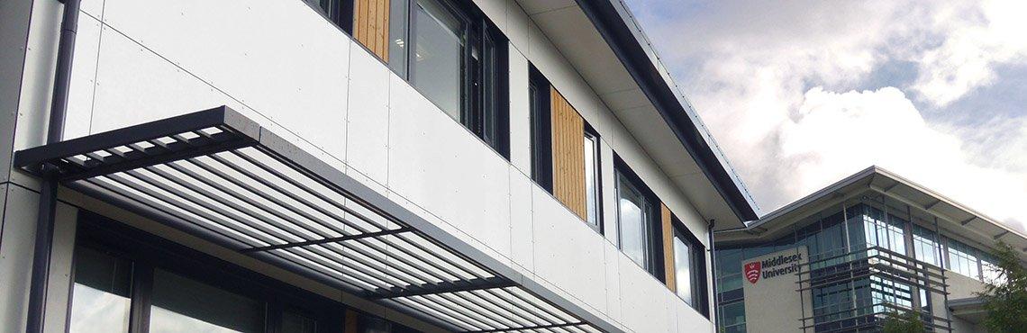 Cladding Infill Panels : Vulcatuf anti vandal cladding panels vulcan
