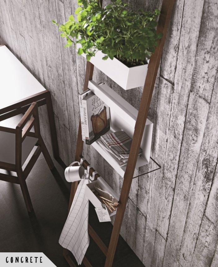 VOX Kerradeco 'Concrete' internal cladding panels