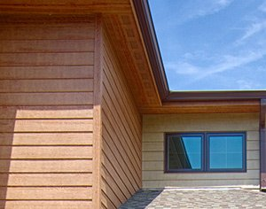 composite timber cladding engineered