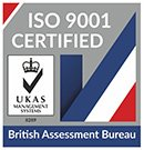 Vulcan Cladding Systems ISO 9001
