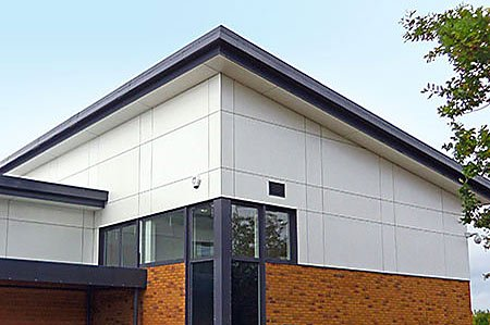GRP Rainscreen Cladding