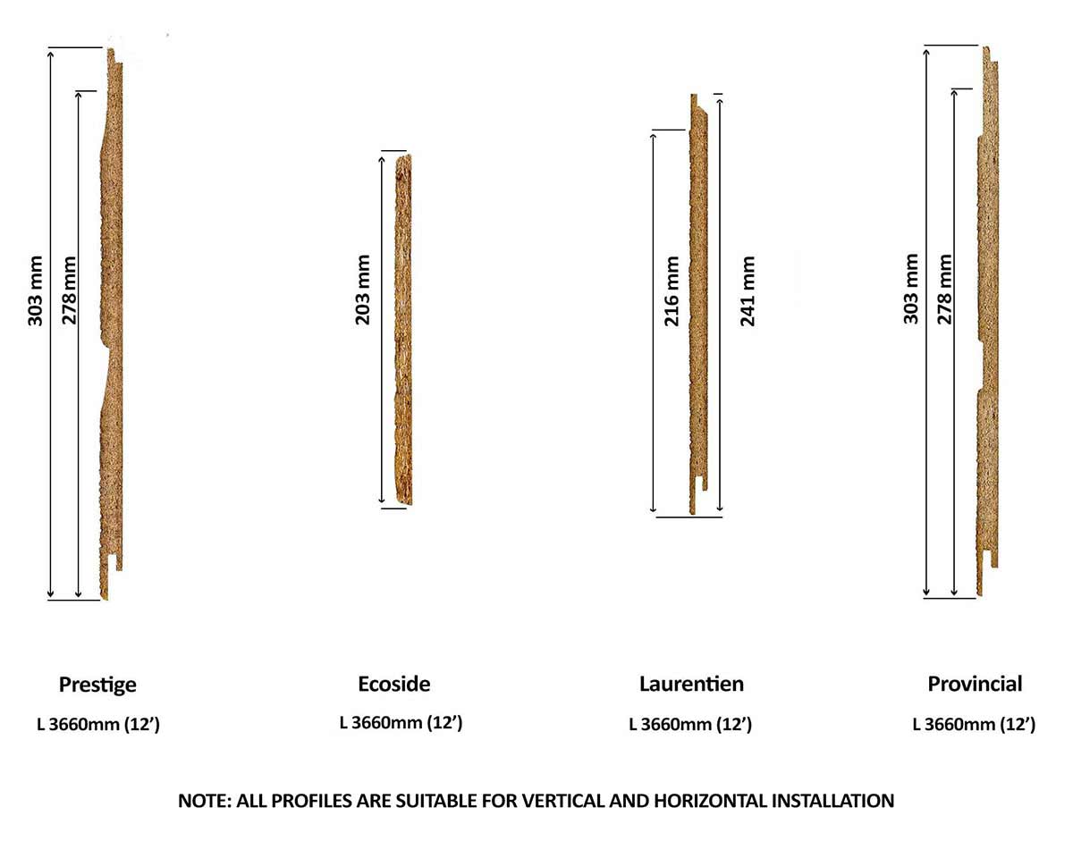 naturetech plank profiles