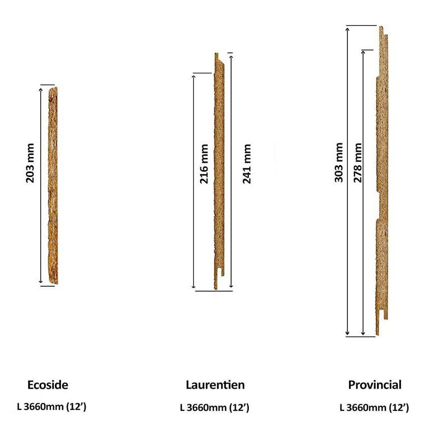 naturetech cladding profiles